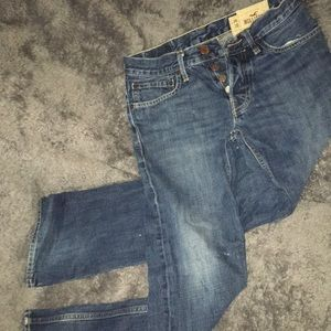 Men's Hollister jeans!!